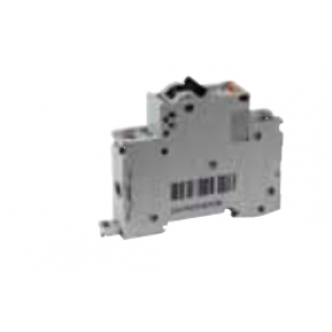 Circuit breaker 10 A, 1-pole, 0607-0650