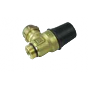 "Safety valve 1/2"" 9 Bar"