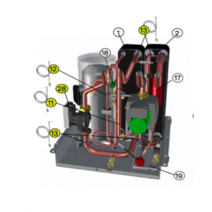 Bowl Condensation (Frionor)