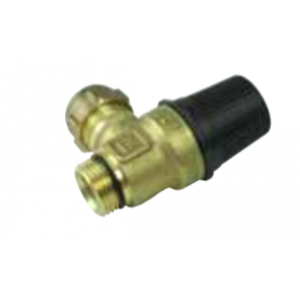 "Safety valve, brine 3 bar ½"" -0209"