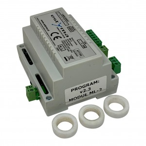 Lambda kontrollsystem Nibe Pellux 100