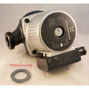 019. Sirkulasjonspumpe Grundfos 25-80 180mm