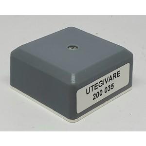 Utendørs sensor for Metro Therm Focus