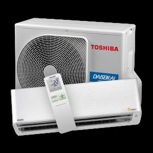 Toshiba Daiseikai 9 - 7,7 kW