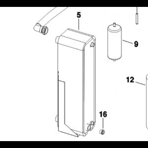 010C. Veksler / kondensator CB60