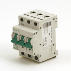 Automatisk sikring PLS6-C6 / 3