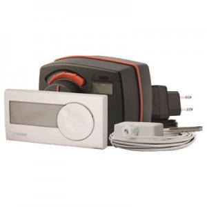 CRD122 Control, ESBE 6nm 230V for innendørs og utendørs sensorer