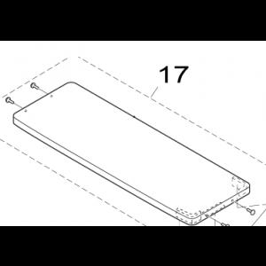 017B. Toppplate utendørs enhet Nordic Inverter og Bosch Compress 5000