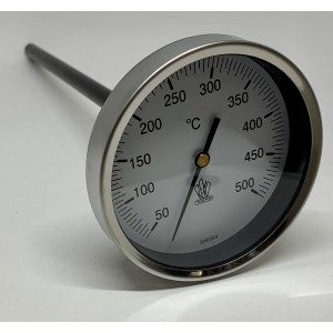 154. Røykgastermometer