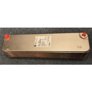 018. Kondensator 40 Pl. F2020 (loval)