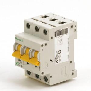 010B. Automatisk safe. PLS6-C25 / 3