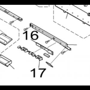 016A. Diode kort indre del for Nordic Inverter GR-N / FR-N