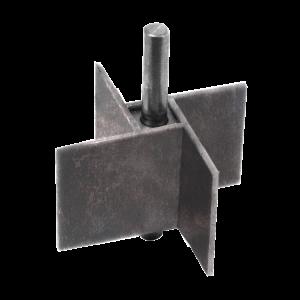 Lås rotor Kjedebrenner