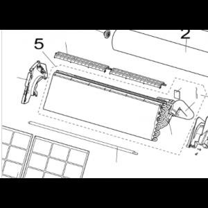 005A. Kondensator for Nordic Inverter LRN / PRN