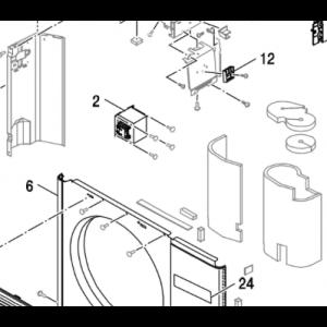 013C. Soft start MCI30 for Bosch Compress 5000/7000 og NI PHR-N
