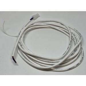 006D. Kabel Molex kuttet 4m