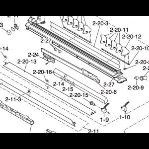 Frontplate til IVT Nordic Inverter 09/12 DR-N