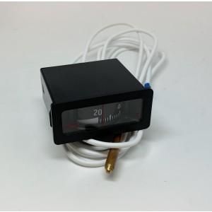 Termometer 0-120 ° C Rec Enl Spec L = 2000