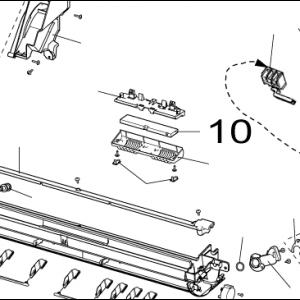 010A. Plasmaklynge for Nordic Inverter LR-N / PR-N
