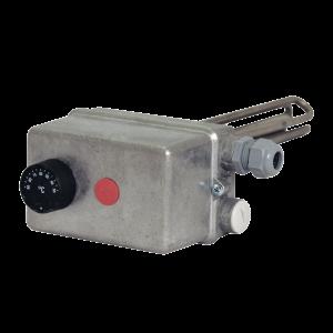 "Elektrisk patron 3 kw 2 ""med elektrisk boks"