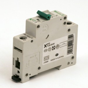010B. Automatisk sikring PLS6-C6