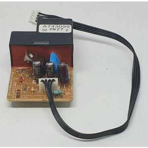 Kretskort CSE9 / 12CKP ionisering