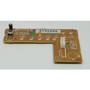 Elektronisk kontrollerindikator