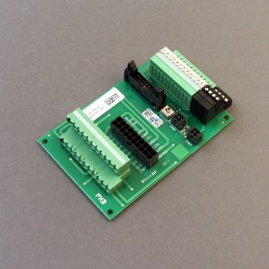 002B. PXB-terminalkort uten terminalkontakt.