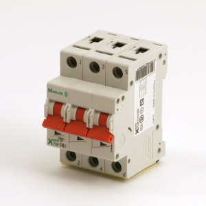 005B. Automatisk sikring PLS6-C10 / 3