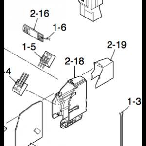 Temperatursensor indre del Nordic Inverter DR-N