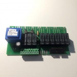 029. Relékort F-1110/1210/1310