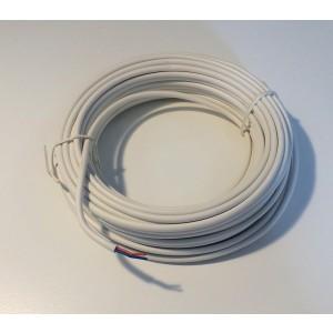 Kabel til sensor (2 ledere) 15m