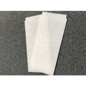 2-pakningsfilter for NIBE F370, F730, F750, FLM, SAM 40, 445x196 mm