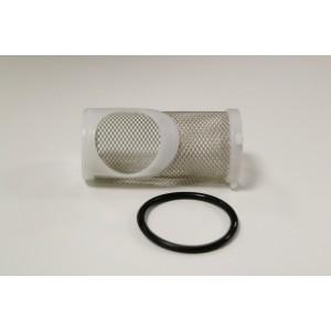 011D. Filterkurv for filterkule DN25