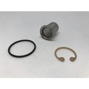 027aC. Filterkule-delmengde DN 20