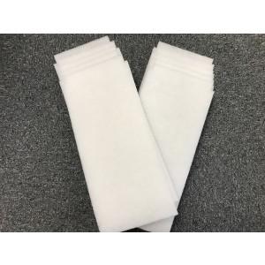 -25% rabatt 10-pakningsfilter for NIBE F370, F730, F750, FLM, SAM 40, 445x196 mm