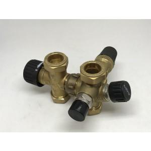 079. Delbar ventilkobling