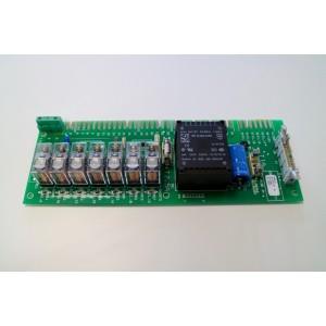 029. Relékort med strømforsyning til Nibes varmepumper