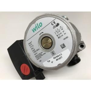 16. Sirkulasjonspumpe Wilo Star RS 15/6 (hurtigkontakt strømforsyning)