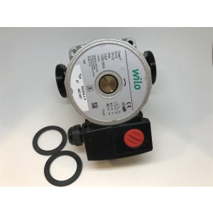 Sirkulasjonspumpe Wilo RS 25/6 - 3 P - 130 mm 3 hastigheter