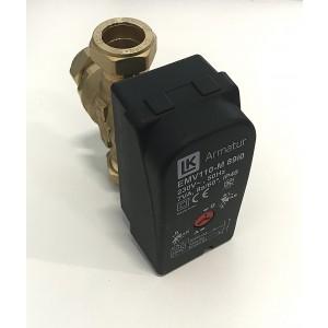Skiftventil 525-22 for CTC med Molex-kobling