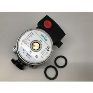 004C. Sirkulasjonspumpe Wilo RS 25/6 - 3 - 130 mm 3 hastigheter Molexan
