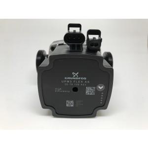 016. Sirkulasjonspumpe Grundfos UPM3 Flex AS 25-70, 130 mm (erstatter 25-60)