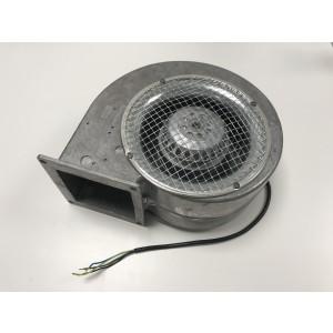 036. Vifte med aluminiumsdeksel + gitter