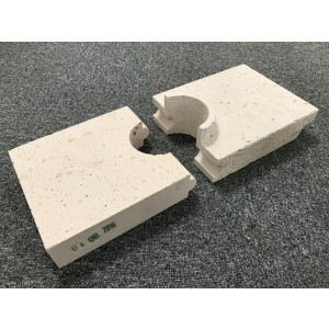 093. Keramisk stekesett for Nibe Alpha Kombi og keramikk