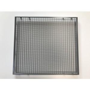 Isolasjonsarkgitter, grå