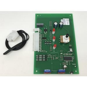 Kretskort (inkl. Sensor) Blå panel