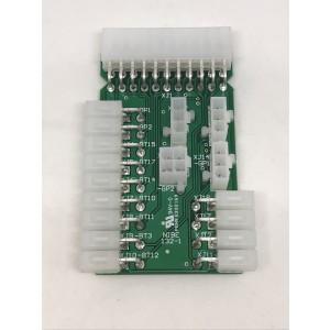 072. Tilkoblingskort Sensor Res.d