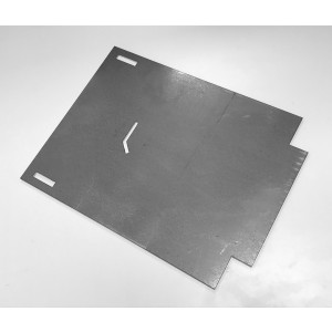 Baffle plate VED -8201