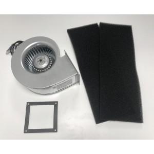 IVT-vifte 165 W og 2-paknings filteravkastsluft